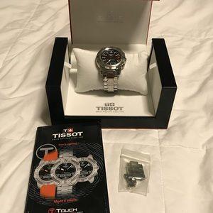 Tissot T-Touch Titanium Men's Watch